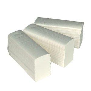 Papieren handdoekjes multifolded