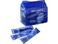 Wet nap fresh towels 125 pieces