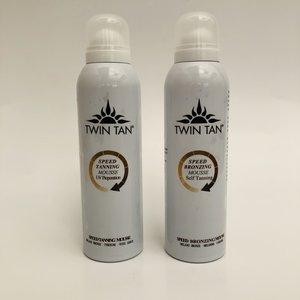 Twin Tan Speed Tanning Pakket
